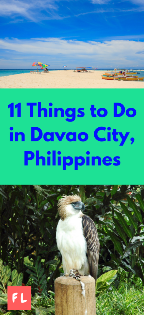 Things to do in Davao City, Pihilippines